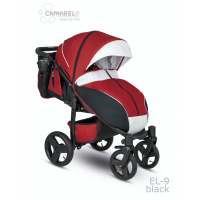 Camarelo Elf Black Collection