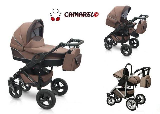 фото Camarelo Q Sport Chrome 3 в 1