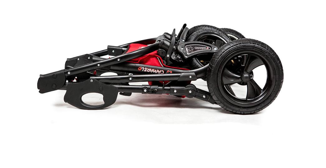 рама коляски Camarelo Q-Sport