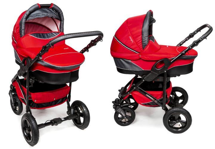 детская коляска Camarelo Q-Sport 2 в 1