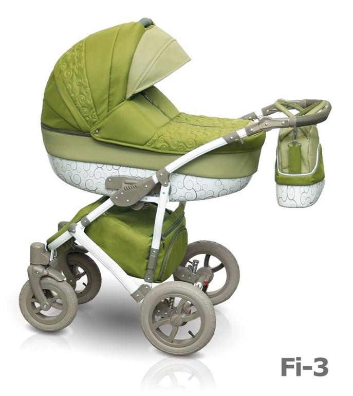 фото детской коляски Camarelo Figaro 2 в 1