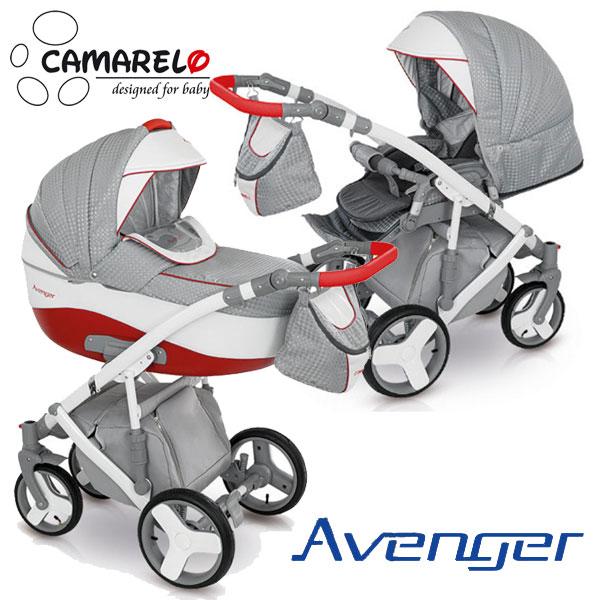 фото коляски Camarelo Avenger
