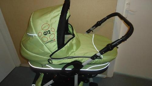 фото коляски Camarelo Q Sport Chrome