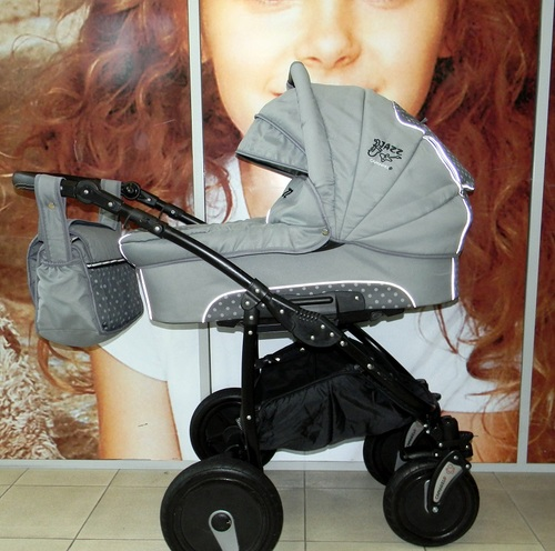 фото коляски Camarelo Jazz 3 в 1