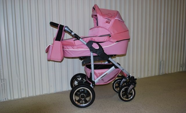 фото коляски Camarelo Butterfly 2 в 1