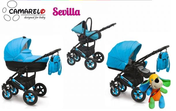 новая модель Camarelo Sevilla