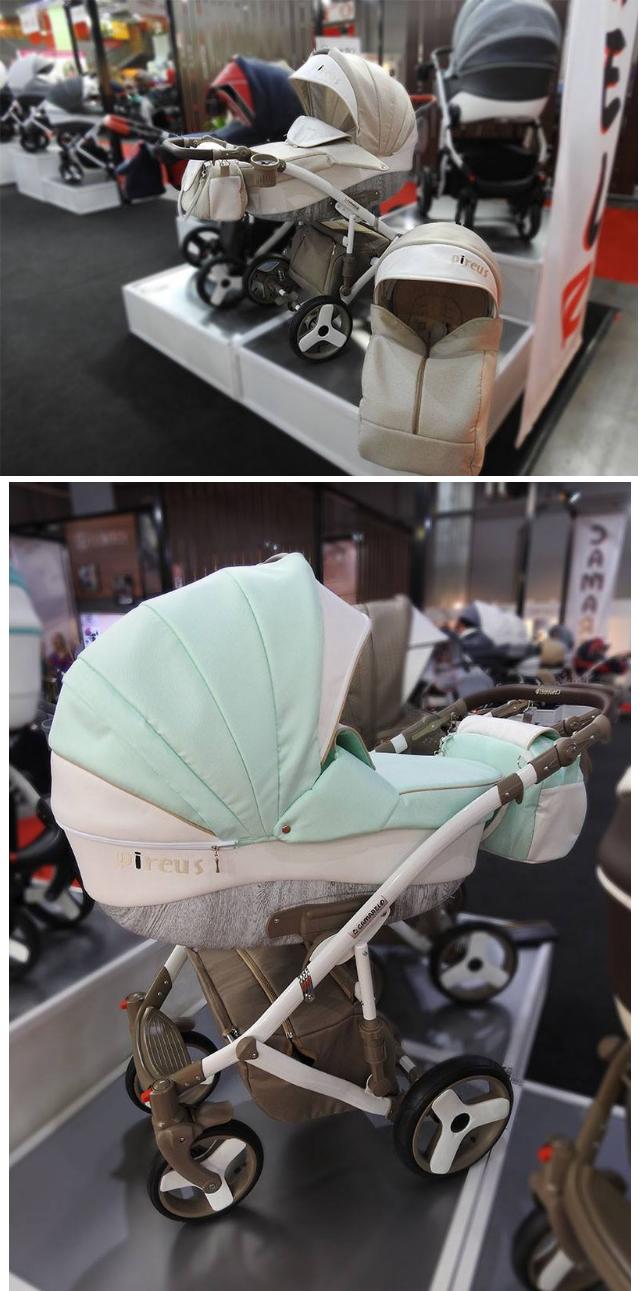 фото детской коляски камарело 2 в 1